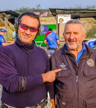 Shooters Gianluca e Carlo