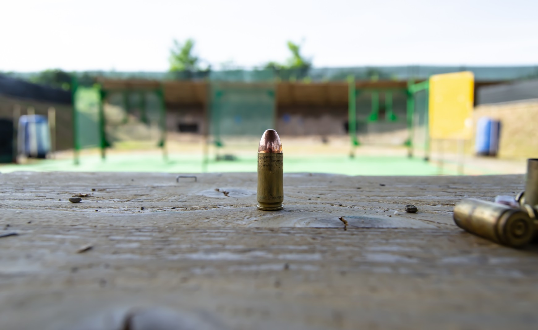 ASD Uboldo Shooting - Campo di tiro